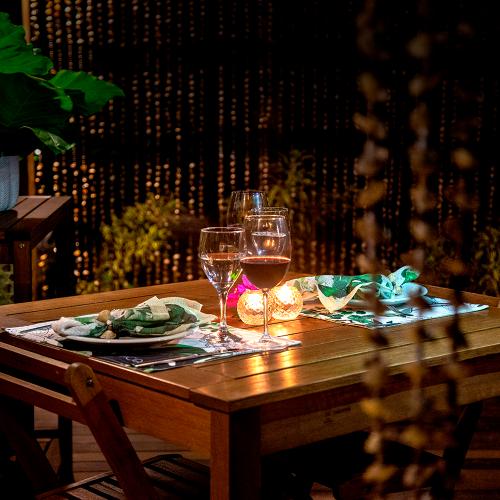 Dolphin Noronha - Concierge - Fernando de Noronha - Jantar à noite