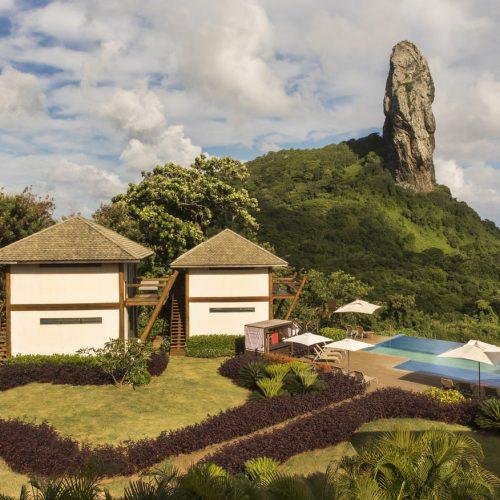 Pousada Morena - Vista Apartamentot Luxo - Fernando de Noronha