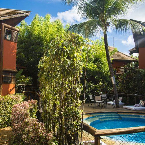 pousada Triboju - Fernando de Noronha - piscina